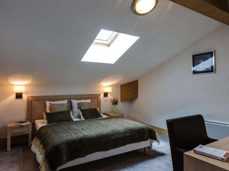 Urlaub in den Bergen Résidence le Grand Ermitage - Châtel - Schlafzimmer