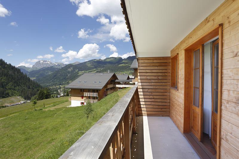 Vacances en montagne Residence Le Grand Lodge - Châtel