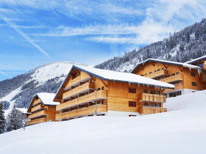 Vacances en montagne Résidence le Grand Lodge - Châtel