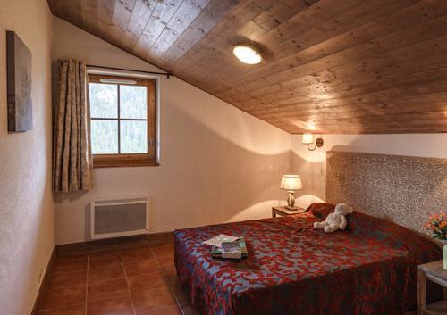 Vacances en montagne Residence Le Grand Lodge - Chatel - Chambre
