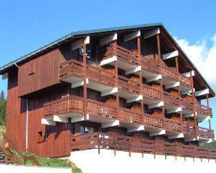 Vacaciones en montaña Résidence le Grand Mont 3 - Les Saisies - Verano