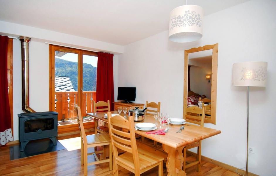 Vacanze in montagna Résidence le Grand Panorama 1 - Valmeinier - Angolo pranzo