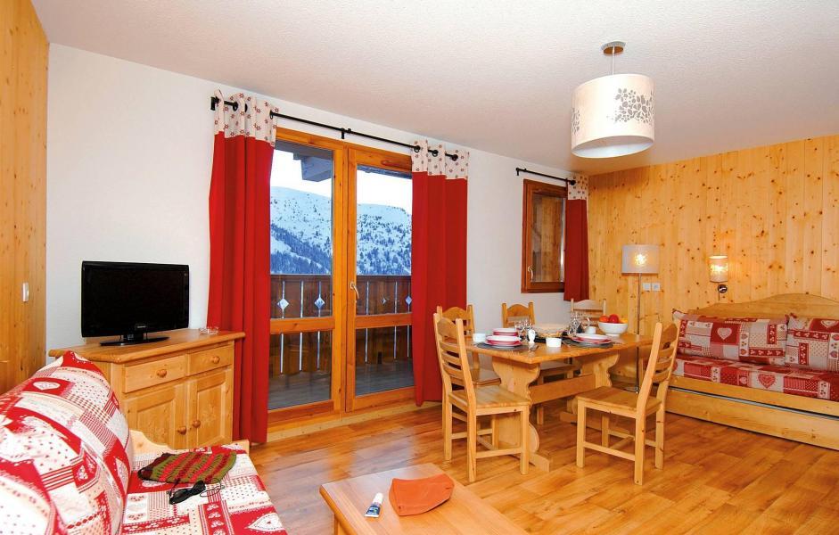 Vacances en montagne Résidence le Grand Panorama 1 - Valmeinier - Séjour
