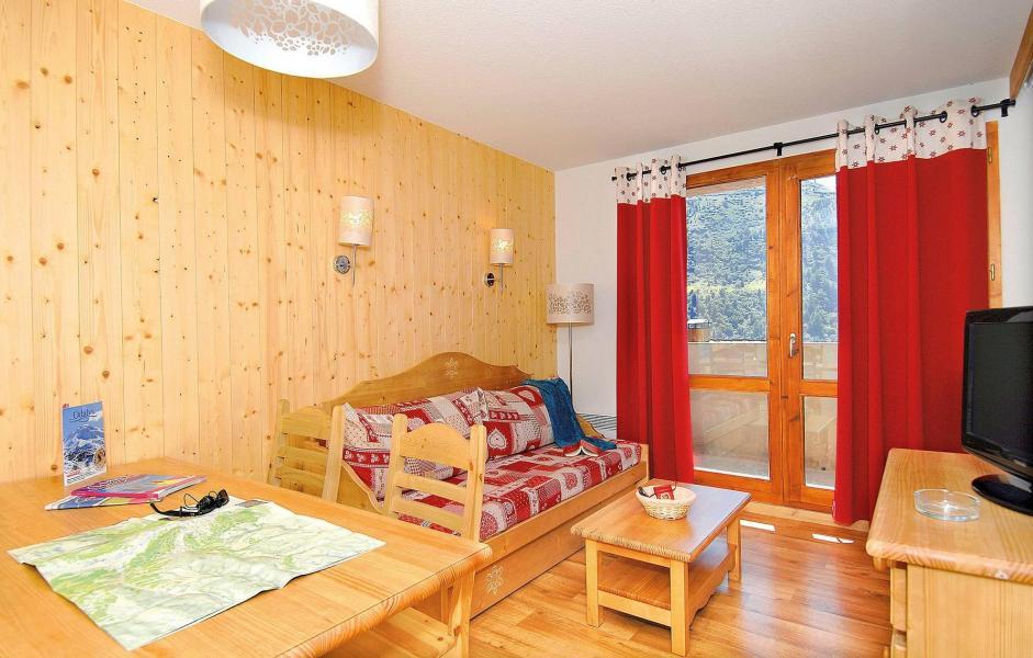 Vacanze in montagna Résidence le Grand Panorama 1 - Valmeinier - Soggiorno