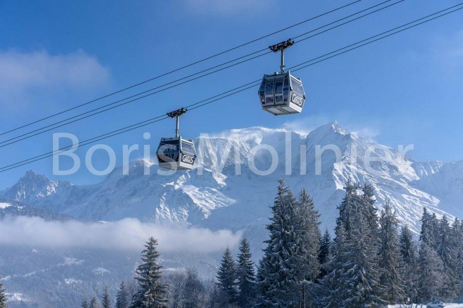 Urlaub in den Bergen Résidence le Grand Panorama - Saint Gervais - Plan