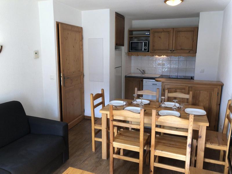 Urlaub in den Bergen 2-Zimmer-Holzhütte für 6 Personen (106) - Résidence le Grand Panorama - Saint Gervais