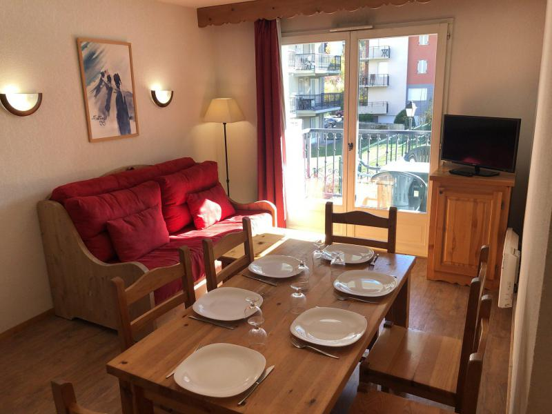 Urlaub in den Bergen 2-Zimmer-Holzhütte für 6 Personen (107) - Résidence le Grand Panorama - Saint Gervais