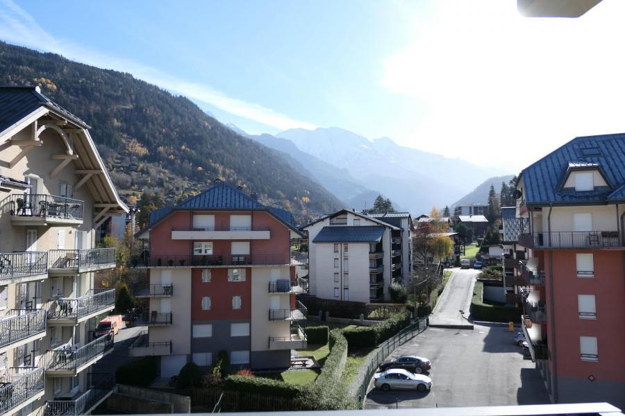 Urlaub in den Bergen 2-Zimmer-Holzhütte für 6 Personen (407) - Résidence le Grand Panorama - Saint Gervais