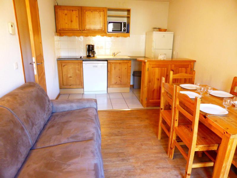 Urlaub in den Bergen 2-Zimmer-Holzhütte für 6 Personen (414) - Résidence le Grand Panorama - Saint Gervais