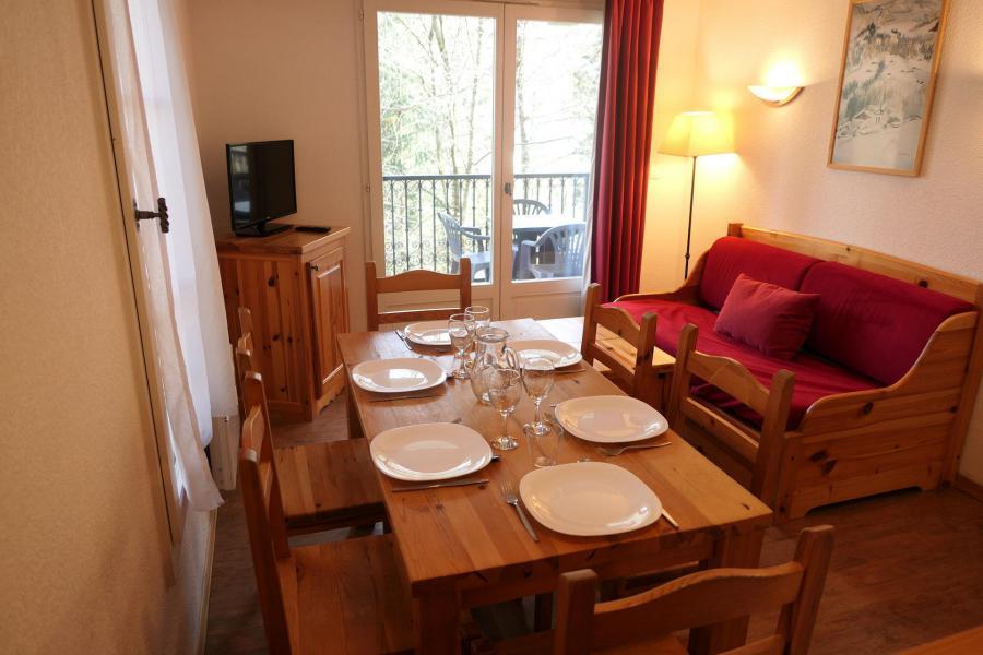 Urlaub in den Bergen 2-Zimmer-Holzhütte für 6 Personen (114) - Résidence le Grand Panorama - Saint Gervais