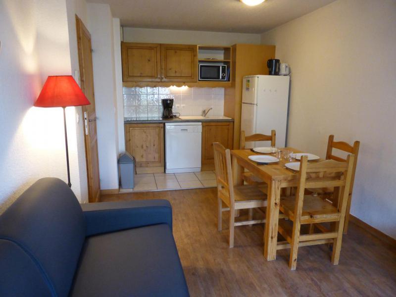 Urlaub in den Bergen 2-Zimmer-Appartment für 4 Personen (215) - Résidence le Grand Panorama - Saint Gervais