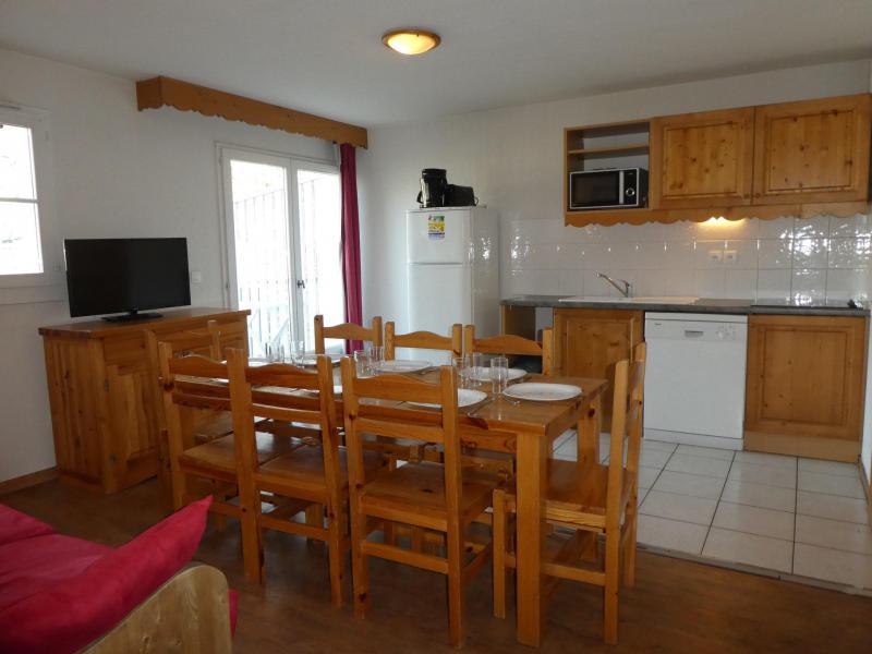 Urlaub in den Bergen 3-Zimmer-Holzhütte für 8 Personen (514) - Résidence le Grand Panorama - Saint Gervais