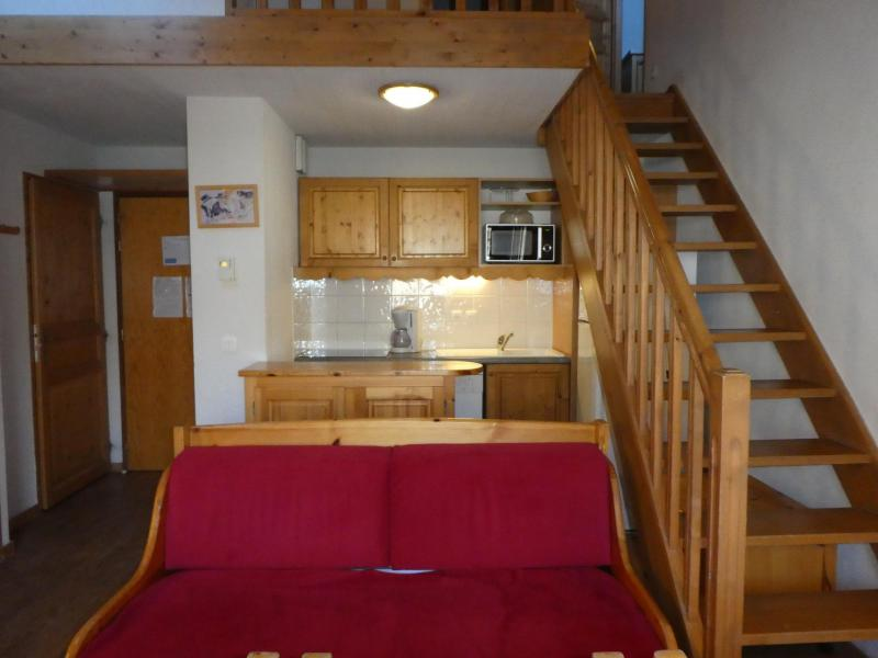 Urlaub in den Bergen 2-Zimmer-Holzhütte für 6 Personen (515) - Résidence le Grand Panorama - Saint Gervais