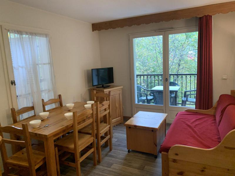 Urlaub in den Bergen 2-Zimmer-Holzhütte für 6 Personen (314) - Résidence le Grand Panorama - Saint Gervais
