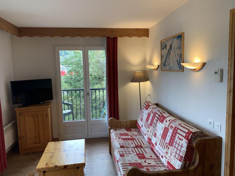 Urlaub in den Bergen 2-Zimmer-Holzhütte für 6 Personen (401) - Résidence le Grand Panorama - Saint Gervais
