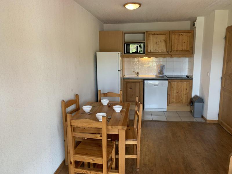 Urlaub in den Bergen 2-Zimmer-Appartment für 4 Personen (402) - Résidence le Grand Panorama - Saint Gervais