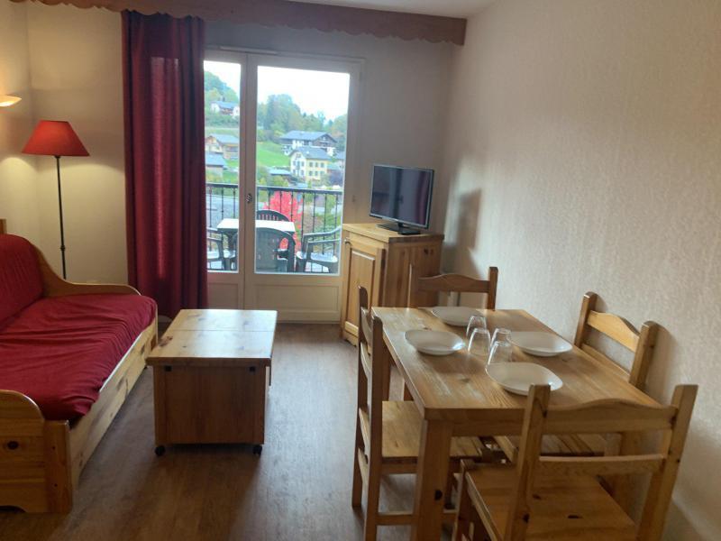 Urlaub in den Bergen 2-Zimmer-Appartment für 4 Personen (302) - Résidence le Grand Panorama - Saint Gervais