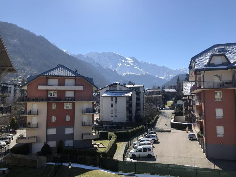 Location au ski Appartement 2 pièces cabine 6 personnes (307) - Résidence le Grand Panorama - Saint Gervais - Extérieur été