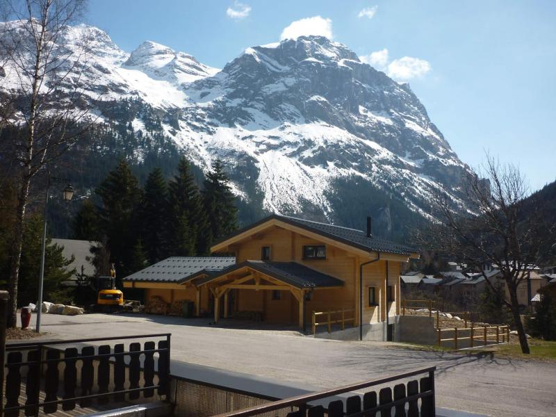 Vacaciones en montaña Estudio -espacio montaña- para 4 personas (12) - Résidence le Grand Sud - Pralognan-la-Vanoise - Verano
