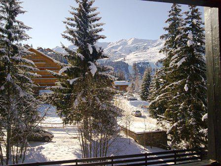 Vacances en montagne Studio 2 personnes (107) - Résidence le Grand-Sud - Méribel