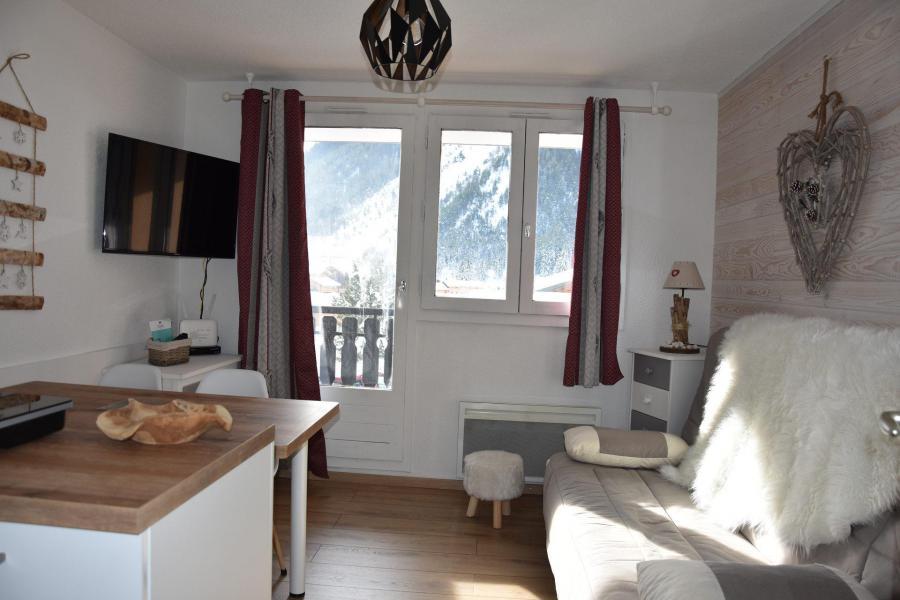 Vacaciones en montaña Estudio -espacio montaña- para 4 personas (20) - Résidence le Grand Sud - Pralognan-la-Vanoise - Estancia