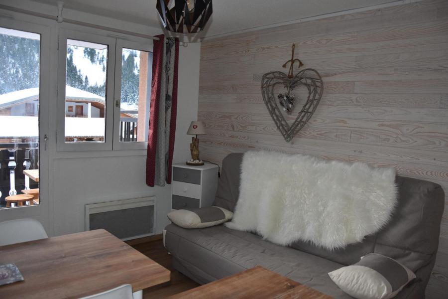 Vacaciones en montaña Estudio -espacio montaña- para 4 personas (20) - Résidence le Grand Sud - Pralognan-la-Vanoise - Sofá-cama
