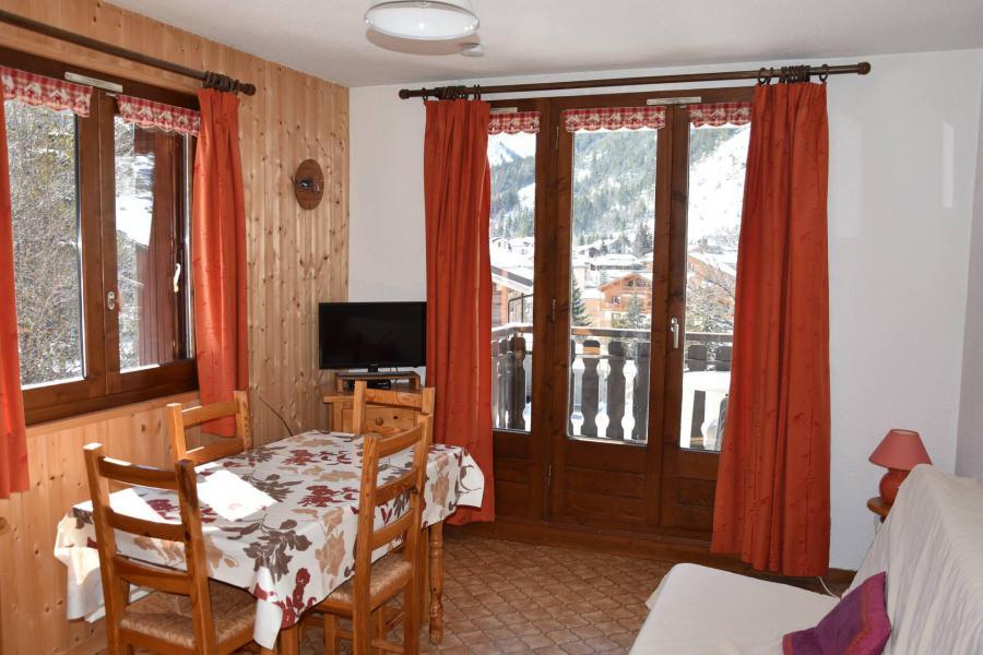 Vacaciones en montaña Estudio -espacio montaña- para 4 personas (29) - Résidence le Grand Sud - Pralognan-la-Vanoise - Mesa