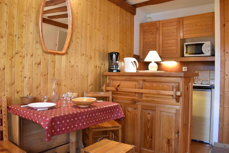 Vacances en montagne Studio 2 personnes (107) - Résidence le Grand-Sud - Méribel - Logement