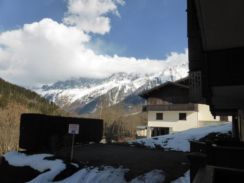 Wakacje w górach Apartament 3 pokojowy 6 osób (1) - Résidence le Grand Tétras - Les Houches