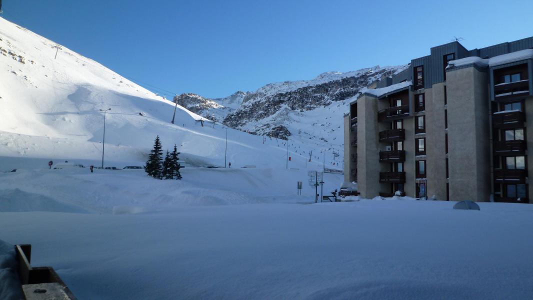 Vacances en montagne Résidence le Grand Tichot B - Tignes
