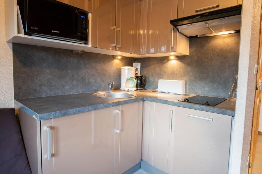 Vacaciones en montaña Apartamento 2 piezas mezzanine para 6 personas (NO52GV) - Résidence le Grand Vallon - La Norma - Ducha