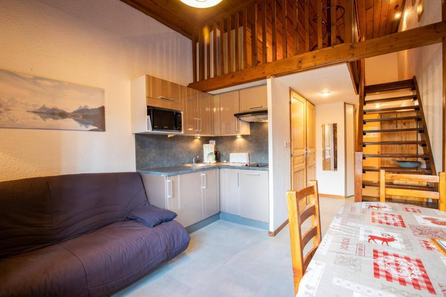 Vacaciones en montaña Apartamento 2 piezas mezzanine para 6 personas (NO52GV) - Résidence le Grand Vallon - La Norma - Kitchenette