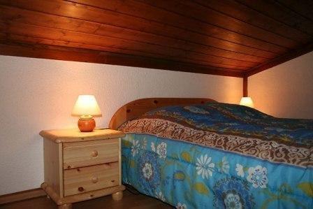 Vacaciones en montaña Apartamento 2 piezas mezzanine para 6 personas (NO52GV) - Résidence le Grand Vallon - La Norma - Mezzanine (-1,80 m)