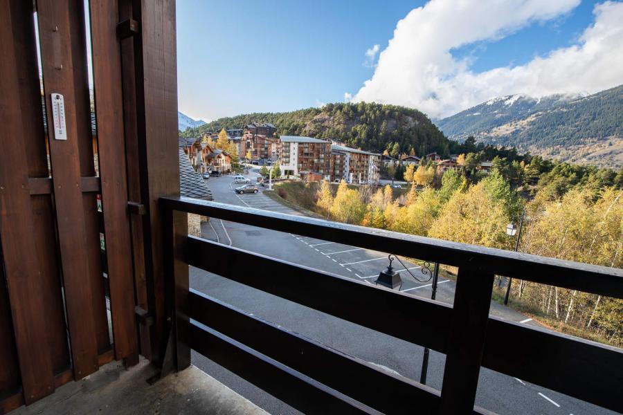 Vacaciones en montaña Apartamento cabina 1 piezas para 4 personas (NO40GV) - Résidence le Grand Vallon - La Norma - Estancia