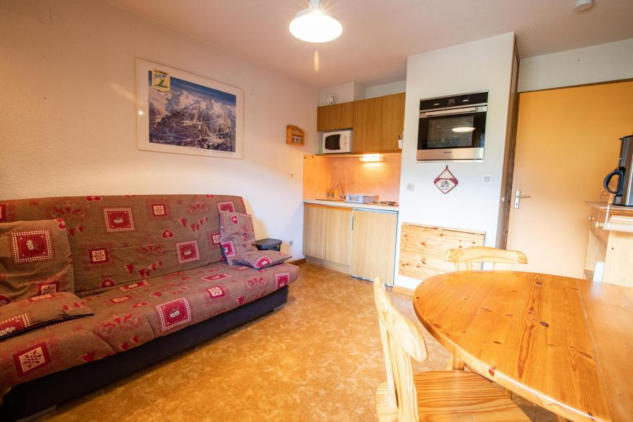 Vacances en montagne Studio coin montagne 4 personnes (NO34GV) - Résidence le Grand Vallon - La Norma - Logement