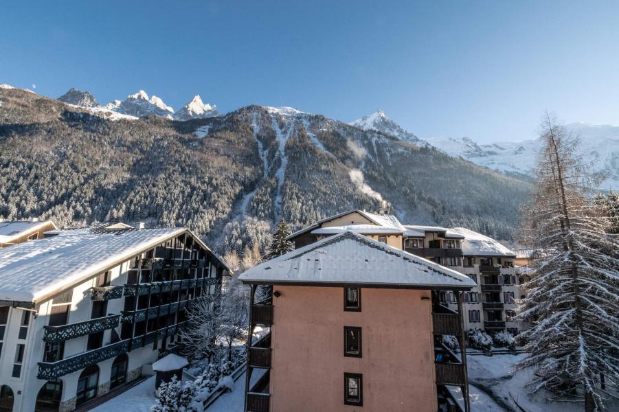 Vacances en montagne Appartement 3 pièces 4 personnes - Résidence le Grepon - Chamonix - Cuisine