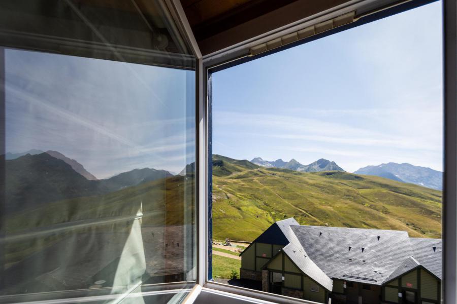 Urlaub in den Bergen Résidence le Hameau de Balestas - Peyragudes - Unterkunft