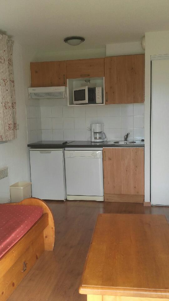 Vacaciones en montaña Apartamento 2 piezas para 4 personas (1) - Résidence le Hameau de Balestas - Peyragudes