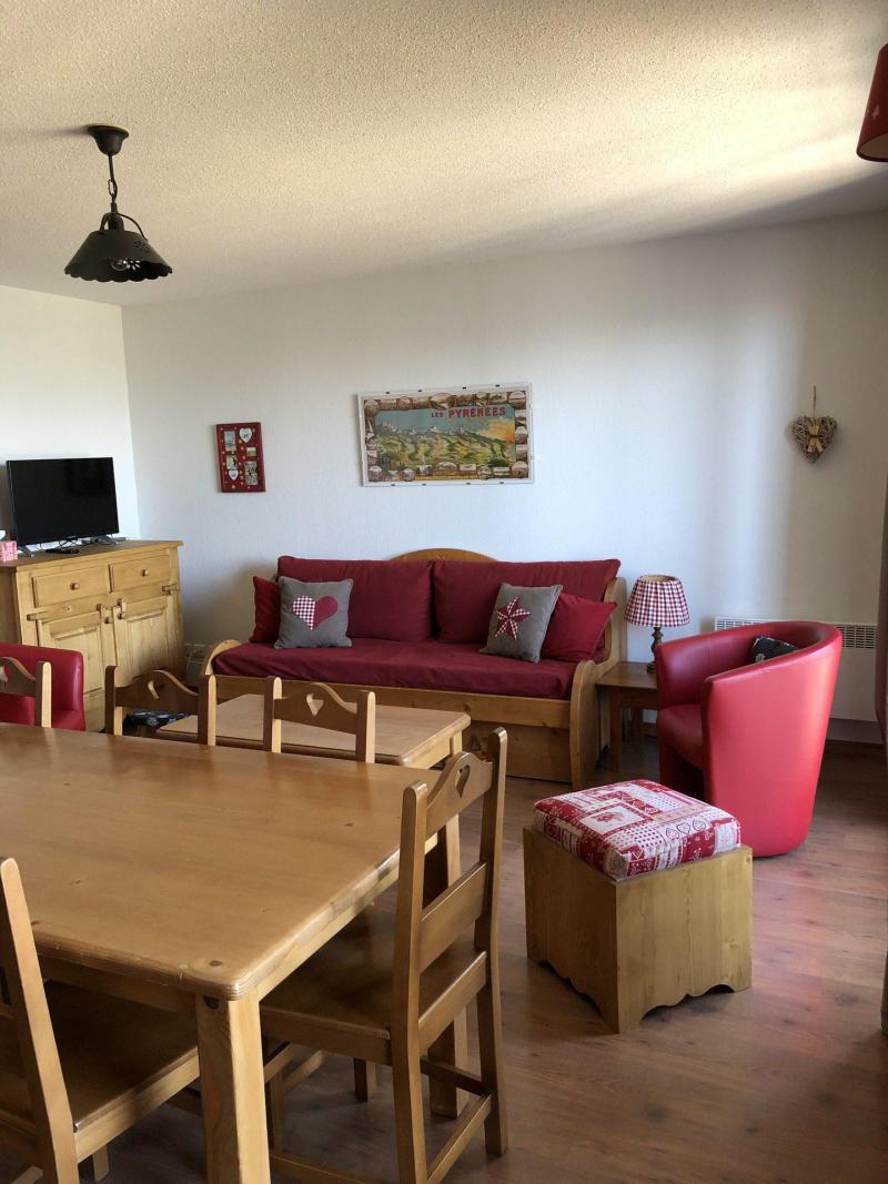 Wakacje w górach Apartament 3 pokojowy z alkową 8 osób (FORUM.12) - Résidence le Hameau de Balestas - Peyragudes - Zakwaterowanie