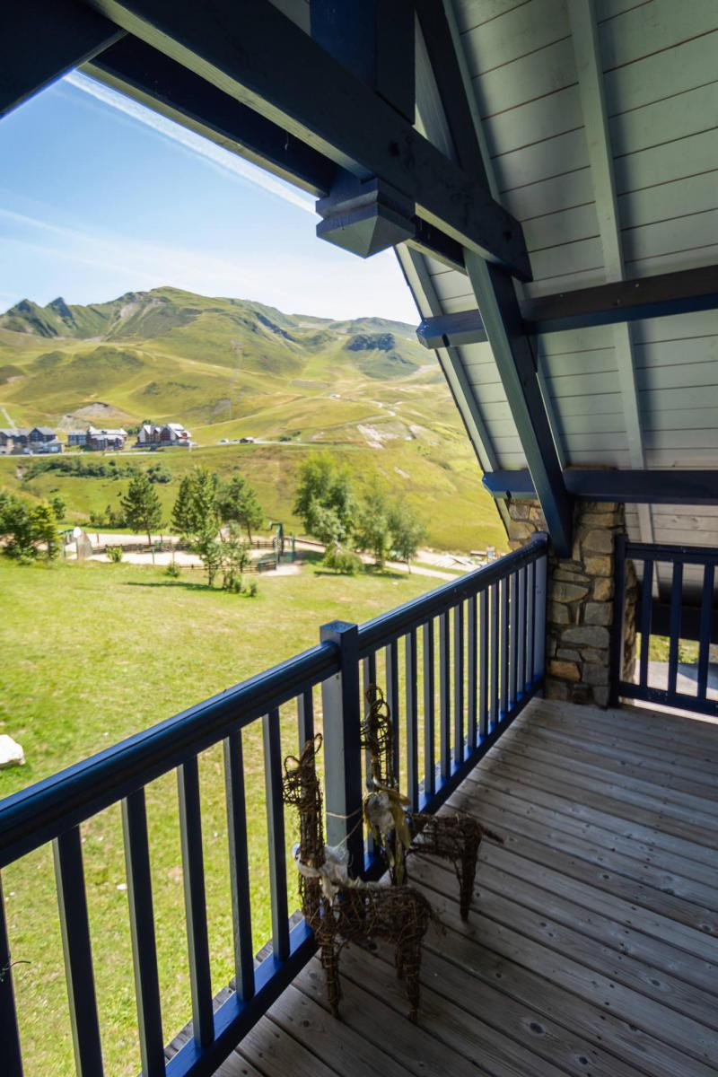 Wakacje w górach Résidence le Hameau de Balestas - Peyragudes - Balkon