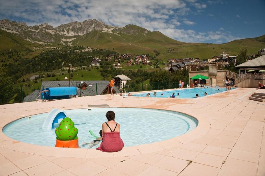 Vacances en montagne Résidence le Hameau de Saint-François - Saint-François Longchamp - Extérieur été