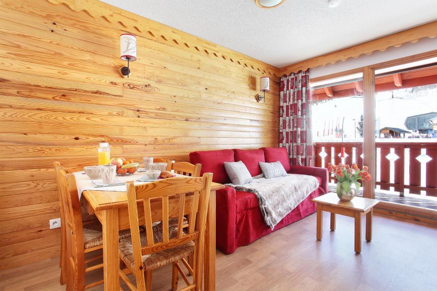 Holiday in mountain resort Résidence le Hameau de Saint-François - Saint-François Longchamp - Living room