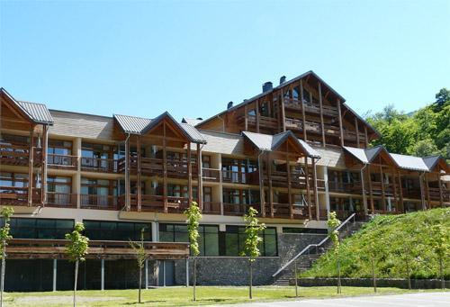 Аренда на лыжном курорте RESIDENCE LE HAMEAU DE VALLOIRE - Valloire - летом под открытым небом