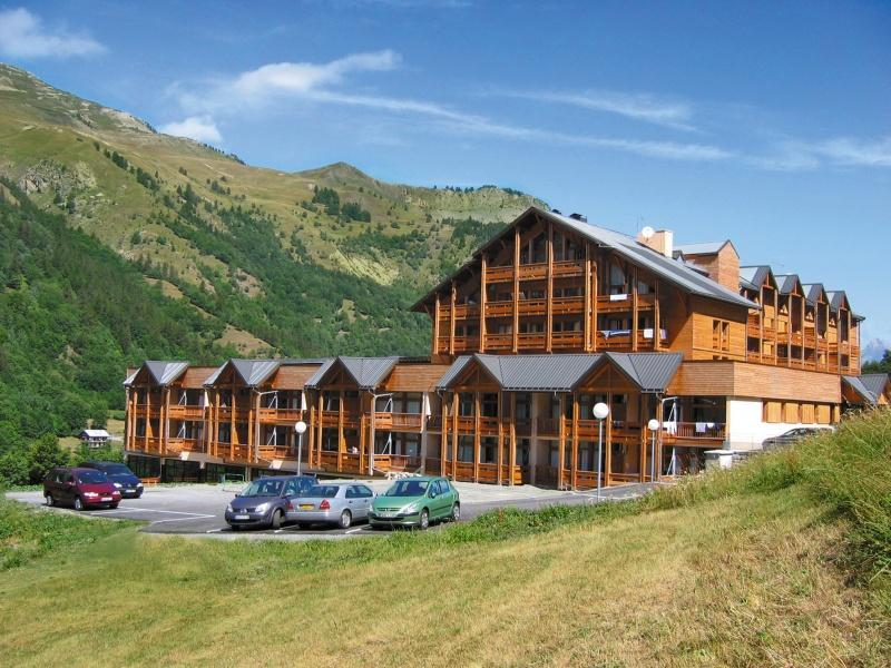 Vacances en montagne Résidence le Hameau de Valloire - Valloire - Extérieur été