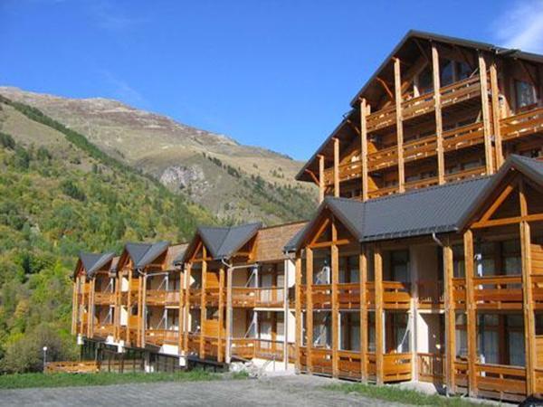 Urlaub in den Bergen Résidence le Hameau de Valloire - Valloire - Draußen im Sommer