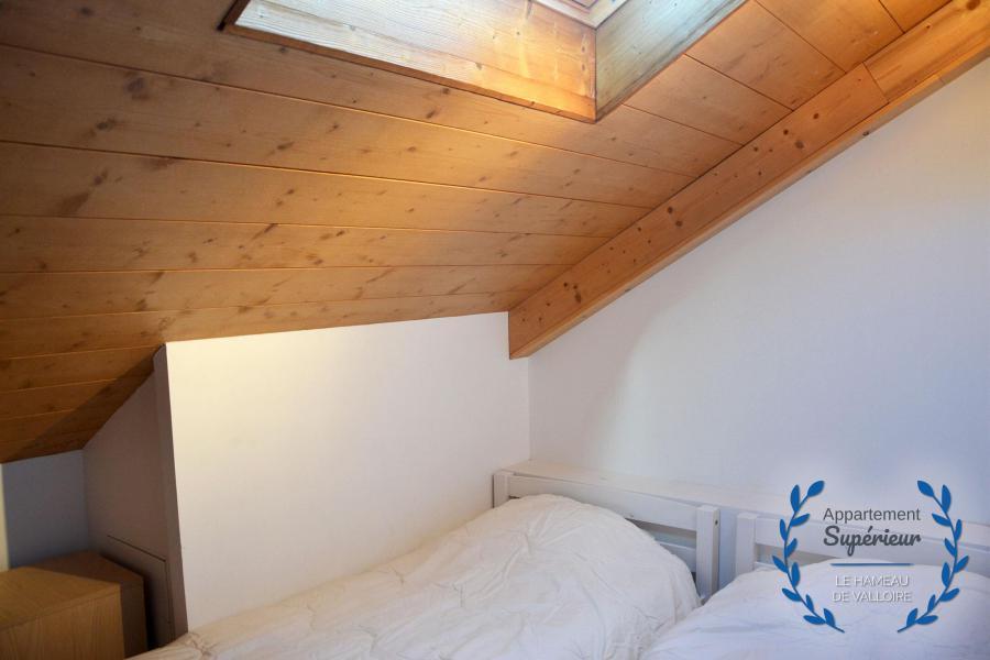 Vacances en montagne Appartement 4 pièces 7 personnes (supérieur) - Résidence le Hameau de Valloire - Valloire - Chambre