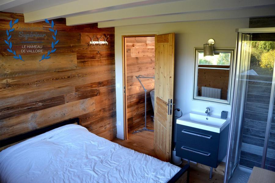Vacances en montagne Appartement 5 pièces 8 personnes (supérieur) - Résidence le Hameau de Valloire - Valloire - Chambre