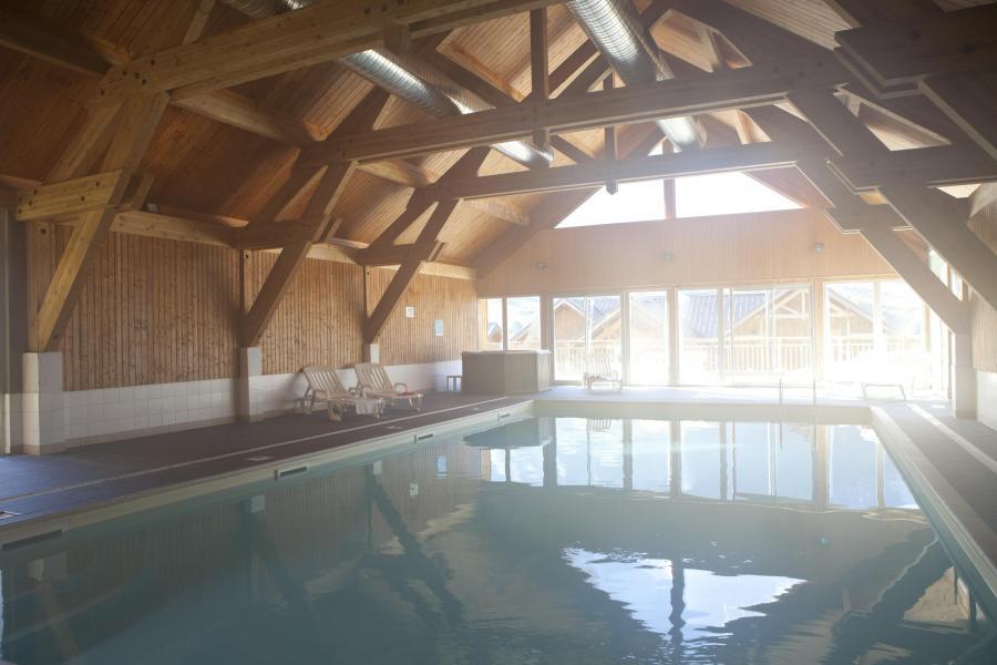 Vakantie in de bergen Résidence le Hameau des Aiguilles - Albiez Montrond