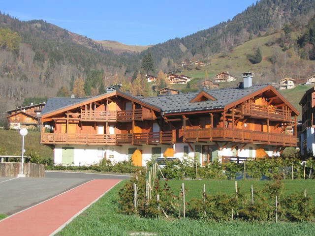 Vacaciones en montaña Résidence le Hameau des Neiges - Praz sur Arly