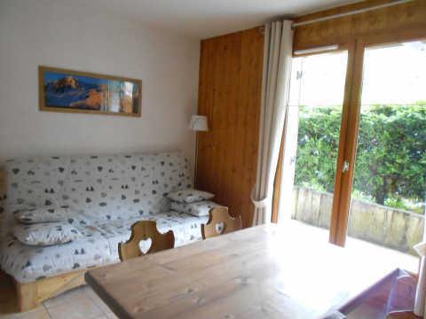 Vacaciones en montaña Estudio para 4 personas (HDN009) - Résidence le Hameau des Neiges - Praz sur Arly